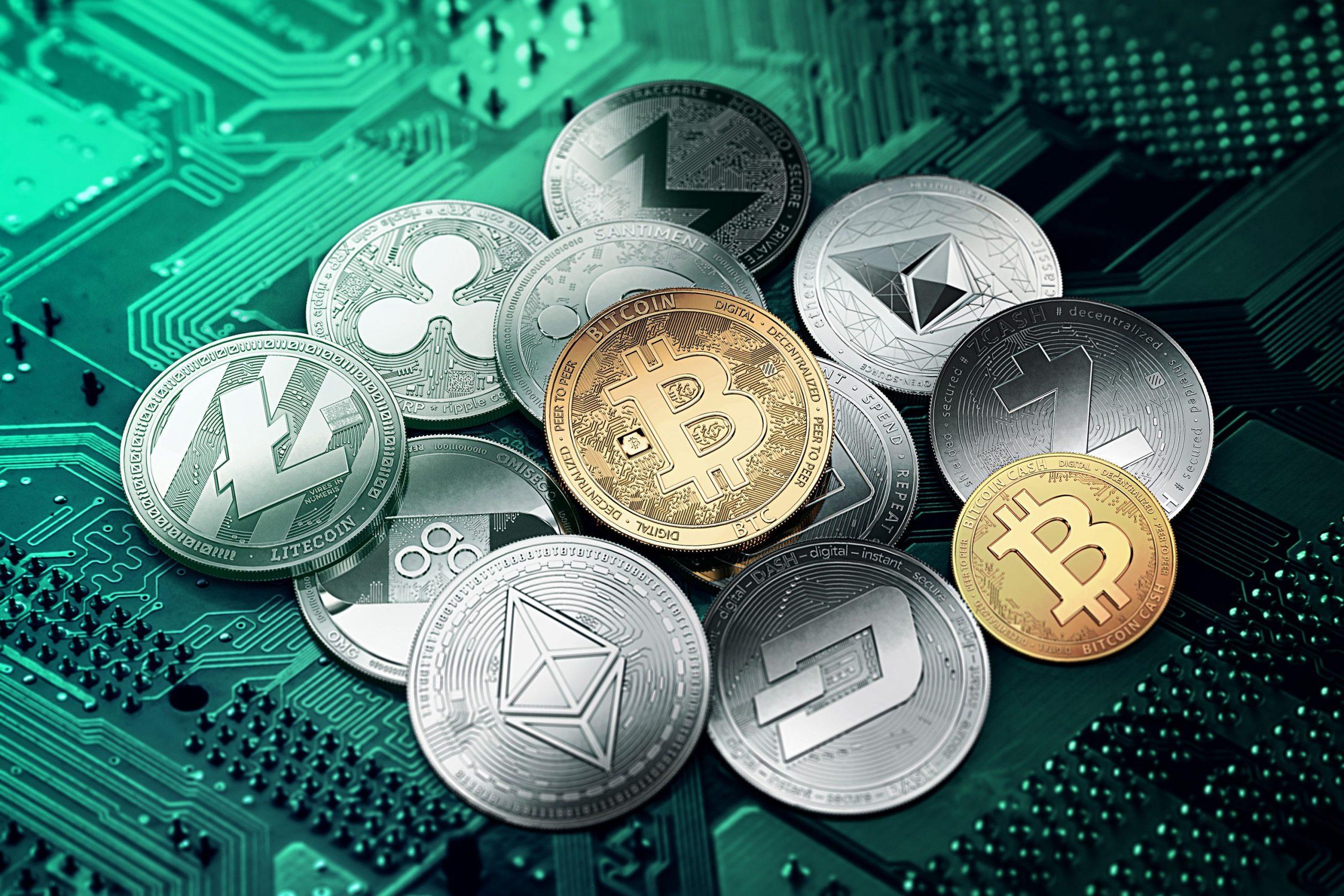 криптовалюти біржа