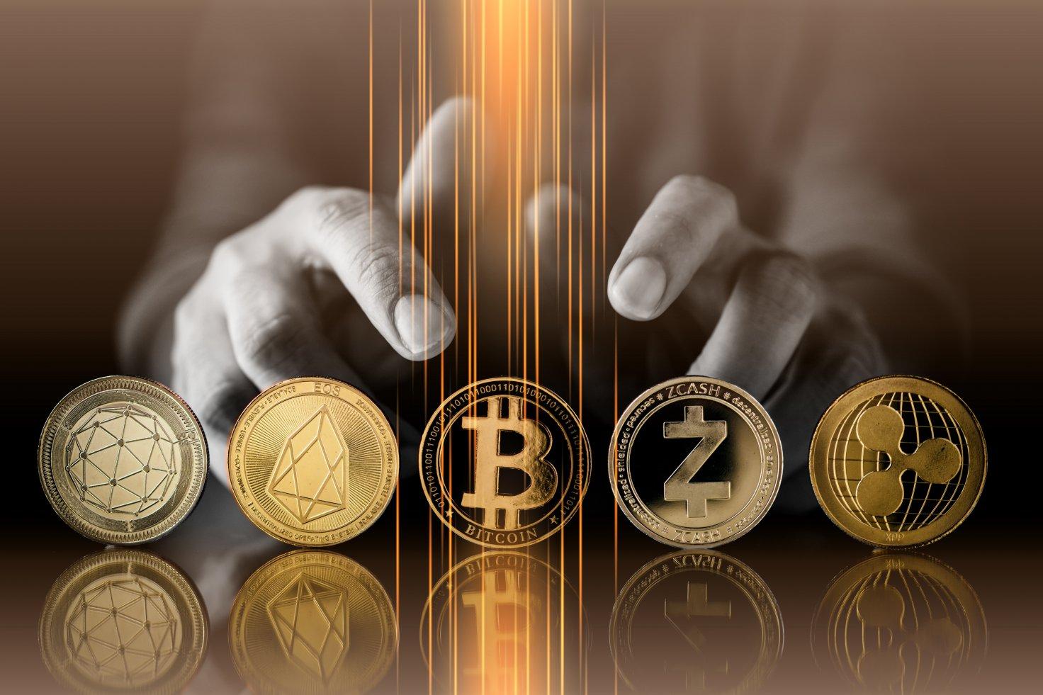 Перспективні криптовалюти