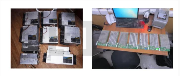 В Абхазії затримали майнерів криптовалют
