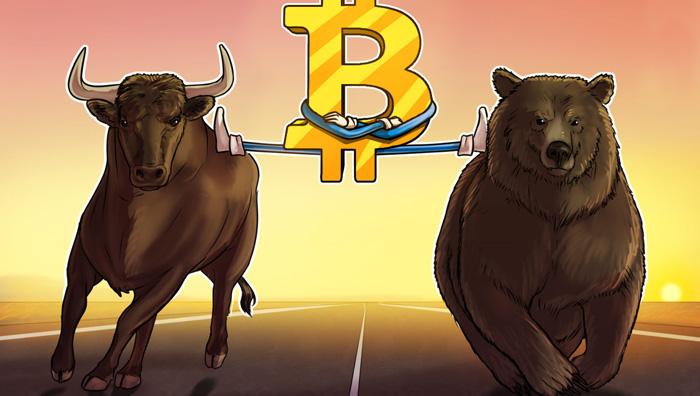 Прогноз Bitcoin