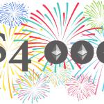 Курс Ethereum вперше в історії перевищив $ 4 000. Сезон альткоінів набирає силу