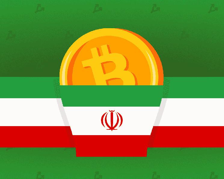 Майнінг Іран