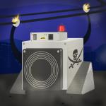 СБУ виявила незаконну майнінг-ферму і вилучила 350 пристроїв для видобутку криптовалют