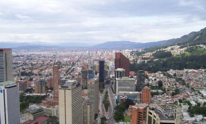 Hub Blockchain Bogota