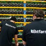 Bitfarms відзвітувала про майже двократне збільшення видобутку біткоіна