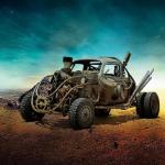 """Машини з кінофільму """"Божевільний Макс"""" продадуть за біткоіни"""